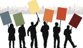 Greva generala: Mii de salariati din Tineret si Sport isi revendica drepturile