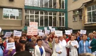 Greva generala e ceruta de tot mai multi angajati din spitale UPDATE Dancila vrea solutii: Sa inchidem acest subiect!