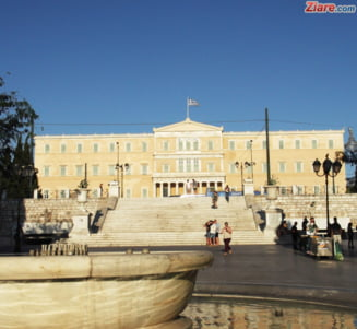 Greva generala in Grecia - toate posturile de stiri si-au intrerupt emisiile