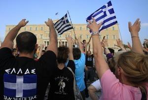 Greva generala in Grecia, marti