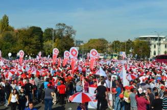Greva generala in Sanatate: Vor fi proteste la ministere si la sediul PSD, dupa ce salariile au crescut doar pe hartie