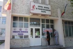 Greva generala la Centrul de Transfuzie Sanguina din Craiova