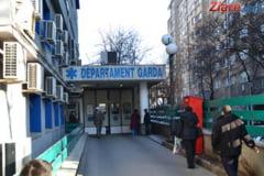 Greva in mai multe spitale: La Floreasca nu se opereaza decat urgentele (Video)