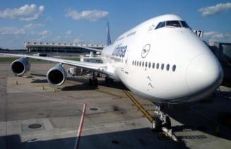 Greva la Lufthansa: Sute de zboruri anulate, inclusiv in Romania (Video)