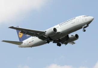 Greva la Lufthansa