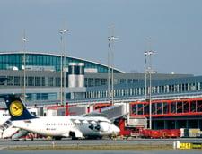 Greva la aeroporturile din Germania - sute de zboruri anulate