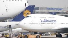 Greva la compania aeriana Lufthansa - 25.000 de pasageri afectati