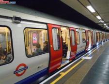 Greva la metroul din Londra in timpul vizitei lui Donald Trump in Marea Britanie