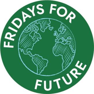 Greva mondiala pentru mediu: 1.000 de adunari sunt preconizate pentru vineri in circa 100 de tari