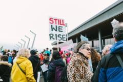 Greva nationala intr-o tara din Europa pentru egalitate intre barbati si femei