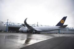 Greva pilotilor de la Lufthansa continua si sambata. Protestul costa compania 10 milioane de euro pe zi