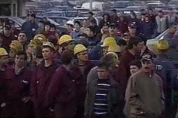 Greva sindicalistilor de la Sidex, declarata ilegala
