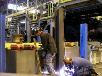 Greva spontana la Mittal Steel