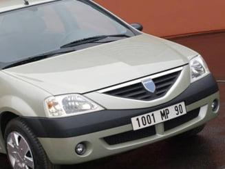 Greve si amenintari la Uzina Dacia