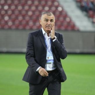 """Grigoras, dat afara de la CFR Cluj? """"Plec, nu e nicio problema!"""""""