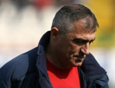 Grigoras a avut dureri de inima la meciul cu FC Brasov