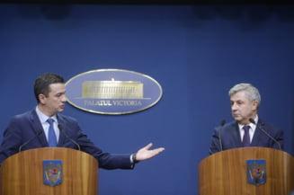 Grindeanu: Am castigat alegerile, nu demisionez. Dar Iordache? Dragnea: Se decide joi sau vineri