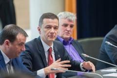 Grindeanu: Cine nu se prezinta sau voteaza invers la motiune nu mai face parte din echipa PSD