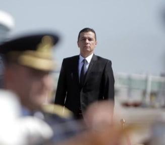 Grindeanu: Mai nou, Valcov are birou in sediul Guvernului