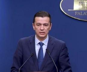 Grindeanu a aflat de la paza ca vine Iohannis, in momentul in care se apropia de Guvern