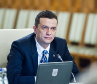 Grindeanu a raspuns acuzatiilor in Parlament: De ce nu aveti incredere de vot secret?