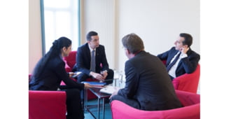 Grindeanu a vorbit cateva minute la Bruxelles cu cancelarul Austriei si a stabilit o vizita la Viena