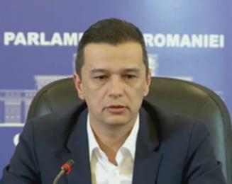 Grindeanu anunta ca noul Guvern va fi stabilit saptamana viitoare la partid: Tot ceea ce inseamna structura si nominalizari vom discuta in forurile politice