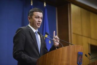 Grindeanu anunta ca va abroga hotararea lui Ciolos privind achizitionarea corvetelor: Vom emite una legala