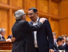 Grindeanu l-a eliberat din functie pe Ponta
