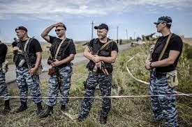 Groapa comuna descoperita in Ucraina: Rusia cere ancheta internationala