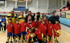 Grupa de copii 2006 a CSM Focsani, campioana nationala la fotbal