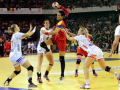 Grupa foarte dificila pentru Romania la Campionatul European de handbal feminin