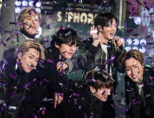 Grupul sud-coreean BTS, marele castigator la MTV European Music Awards