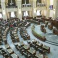 Grupurile parlamentare din Senat si-au ales conducerea pentru prima sesiunea ordinara