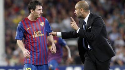 Guardiola îi închide ușa în nas lui Messi: Nu e în planurile noastre!