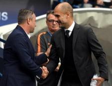 Guardiola, ironizat de un jucator de la Manchester City dupa meciul cu Steaua: Uite ca porcii zboara!