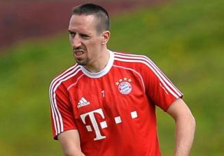 Guardiola are probleme: Franck Ribery a fost operat