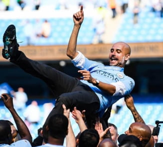 Guardiola si-a prelungit contractul cu Manchester City si va primi un salariu urias