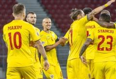 Gura de oxigen pentru nationala lui Mirel Radoi. Victorie in amicalul cu Belarus, intr-un meci cu 8 goluri