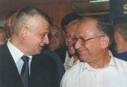 Gusa: Oprescu e candidatul lui Iliescu si al lui Bobic