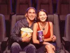 Gustarea de la cinema, bomba calorica