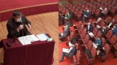 Gutau a reusit deblocarea excedentului prin votul majoritatii Consiliului Municipal