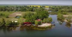 Guvern: Insula Belina revine in inventarul centralizat al bunurilor din domeniul public al statului si va fi administrata de Apele Romane