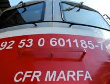 Guvernul, catre FMI: CFR Marfa va trece printr-o restructurare agresiva