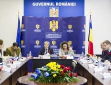 Guvernul, in sedinta informala la Vila Lac