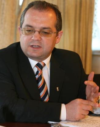 Guvernul Boc incepe negocierile pentru bugetul pe 2009