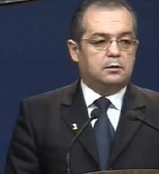 Guvernul Boc nu a aprobat bugetul pentru 2010