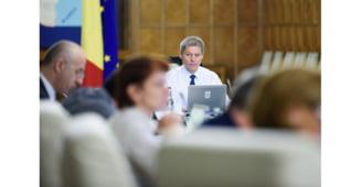 Guvernul Ciolos taie din hartie: amenzi si taxe platite online, mai putine copii legalizate. Dispar si unele taxe de timbru