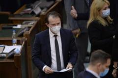 Guvernul Citu a primit votul de investitura. 260 de parlamentari au votat in favoarea noului Executiv