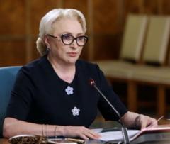 Guvernul Dancila a adoptat marti 10 ordonante de urgenta, in ciuda recomandarilor Comisiei de la Venetia